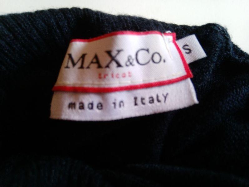 Черна блуза Max&Co, MaxMara Group, S гр. София - image 1