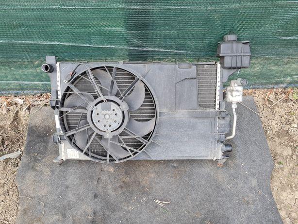 Radiator apa, aer , ventilator mercedes a class a160 w168
