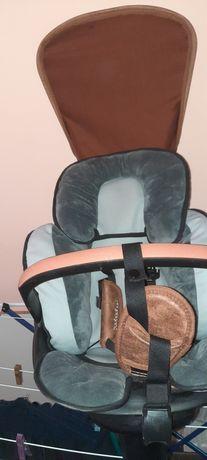 Saltea suplimentara bebelusi BO Jungle 3 in 1 pentru carucior, scaun a