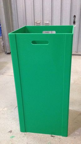 Containere lazi cutii de depozitare din material plastic
