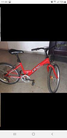 Bicicleta de fete