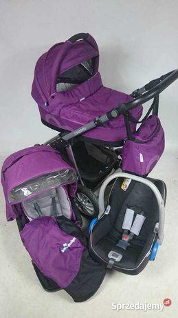 Бебешка количка Baby Design Lupo 3в1 с много бонуси