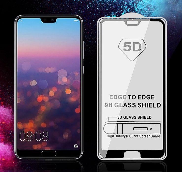 4D стъклен протектор HUAWEI P20 Lite, P20, P20 PRO, HONOR 8X, 9 Lite