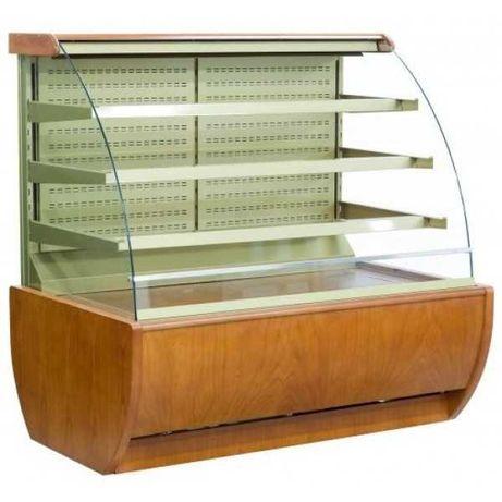 Витрина-холодильник для кондитерских изделий