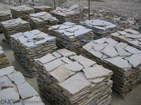 Камък.Доставка на Ивайловградски камък,гнайс,тикли,кокали,облицовк
