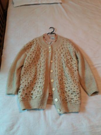 Дамска жилетка с риза
