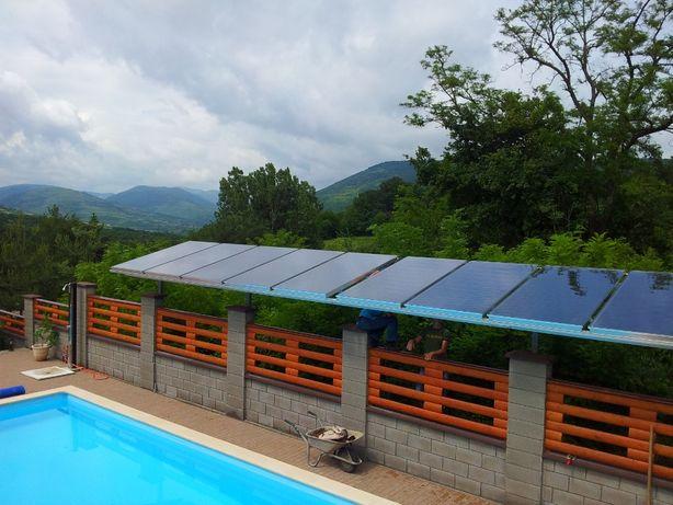 Sisteme pentru piscine cu panouri solare( panou solar) 10 ani garantie