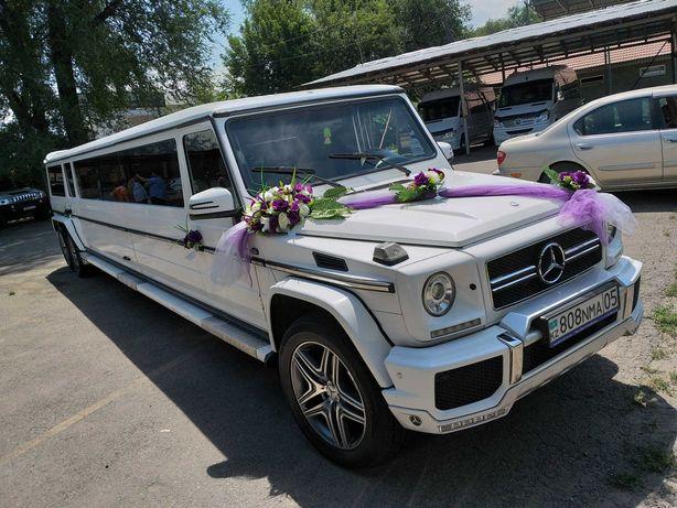 Лимузины Гелендваген, Хаммер, Крайслер в Алматы