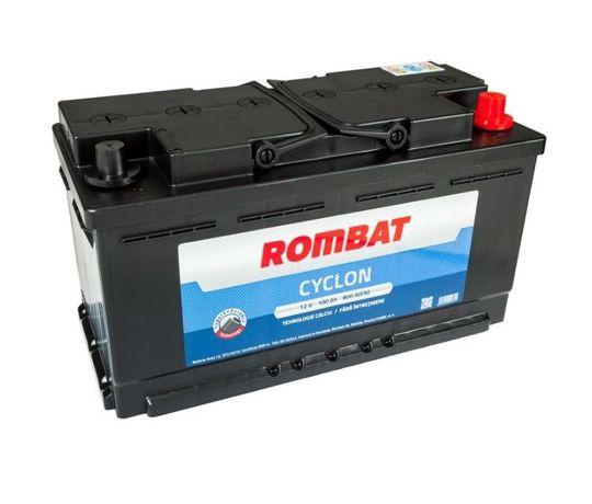 Baterie auto Rombat 100 Ah - livrare gratuita in Bacau !