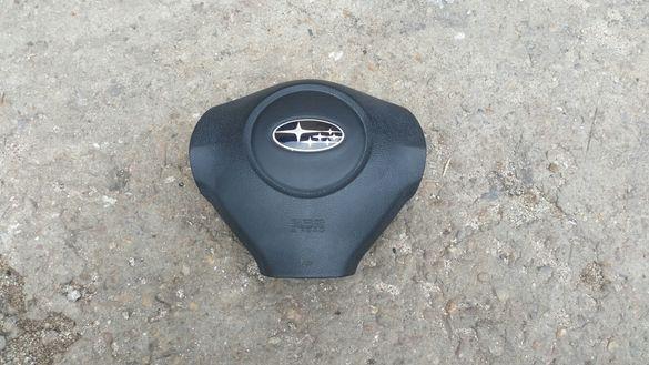 Airbag Subaru Legacy Outback Субару Легаси (аербег еърбег волан srs )