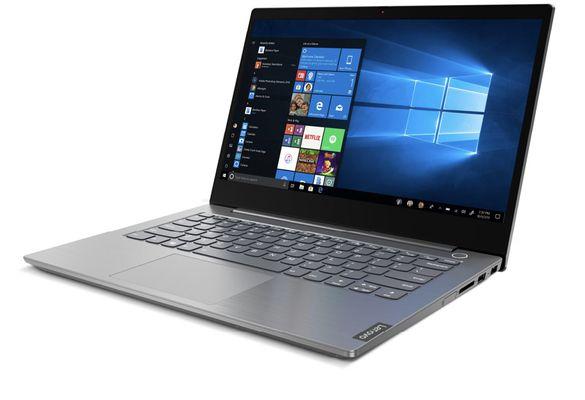 Лаптоп Lenovo ThinkBook 14-IIL i7 16gb RAM 512SSD WinPRO Гаранция