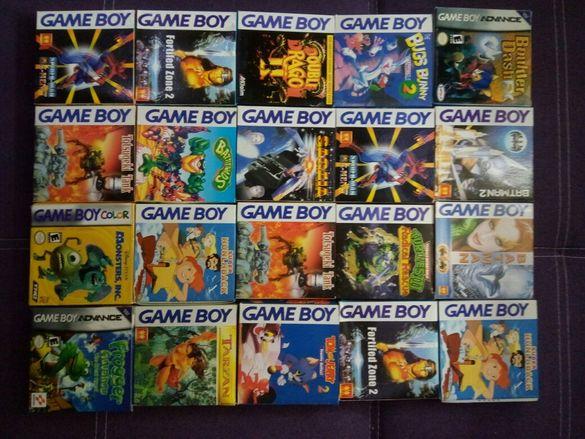Игри за Нинтендо Nintendo game boy , advance , game boy colour