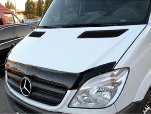 Дефлектор Мерцедес Спринтер (2000-2006)/ Спойлер за Mercedes Sprinter