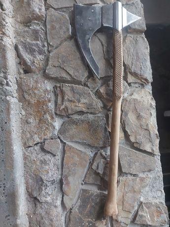"""Topor ornamental"""" battle axe """""""