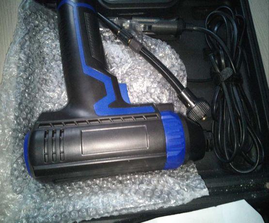 Compresor aer auto tip pistol