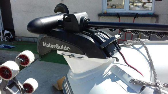 Основа за монтаж на Motorguide / iPilot в/у надуваема лодка