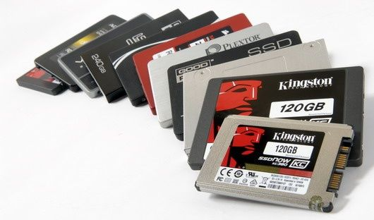 SSD диски скоростные для ноутбука и компьютера