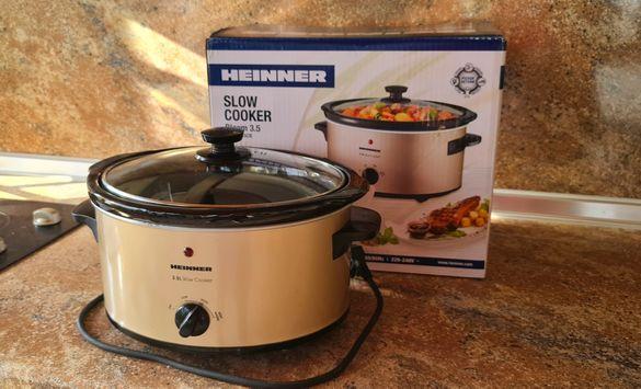 """Уред за готвене """"slow cooker"""""""