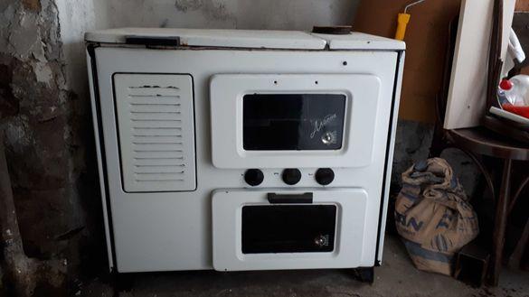 Комбинирана готварска печка Албена