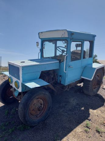 Мини трактор движок от т25
