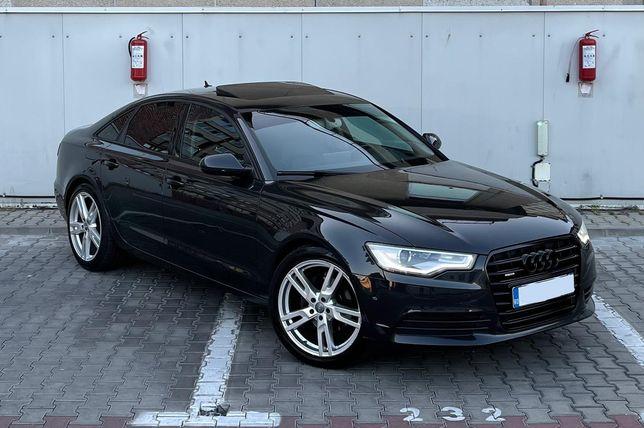 Audi A6 / Quattro / Trapa / Webasto / Bose / Keyless / Soft Portbagaj
