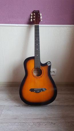 Продается гитара для новичков