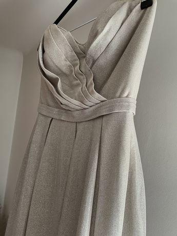 Rochie cu sclipici/ elegantă/ de ocazie