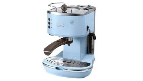 Кофемашина De'Longhi ECO 310 Голубой