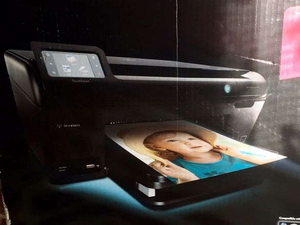 Принтер HP Photosmart Plus AiO Printer B209а