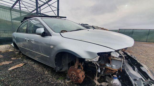Dezmembrez Mazda 6 Facelift 2007 2.0d 143cp Trapa 6 Viteze