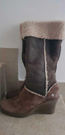 Оригинални ботуши на UGG 100% естествена кожа