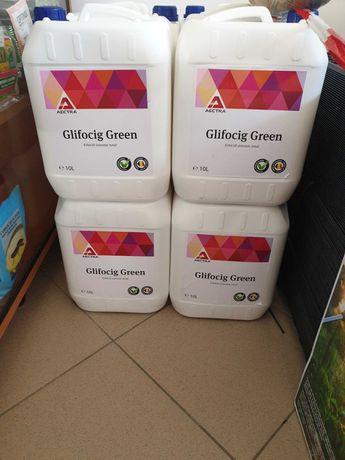 Erbicid total Glifocig green - 25 lei