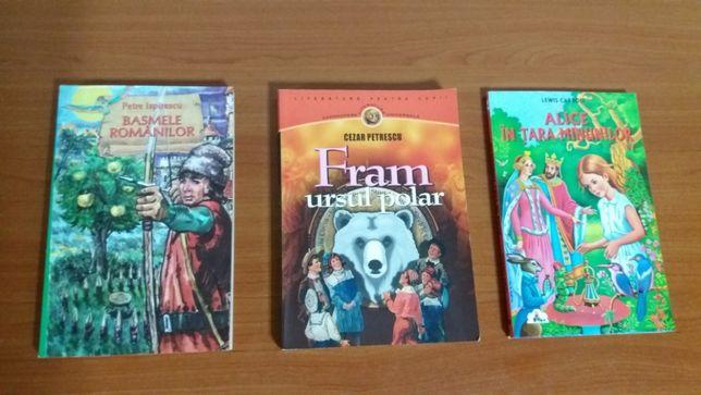 set 3 cărți