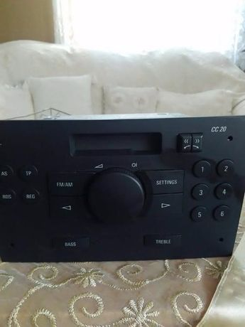 Касетофон СС20