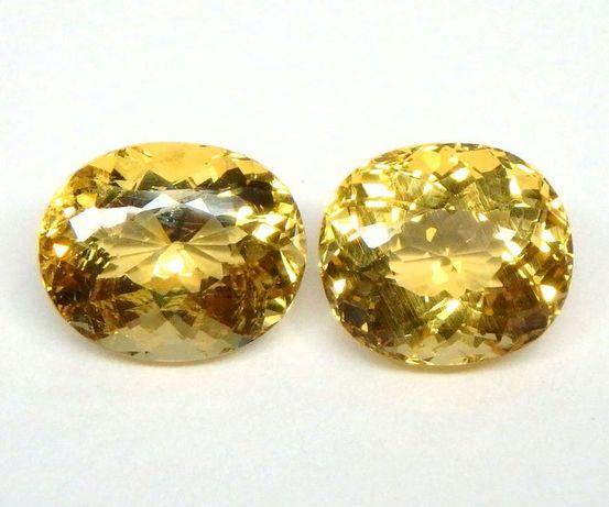 Helidor - Tanzanit - Spinel - Granat