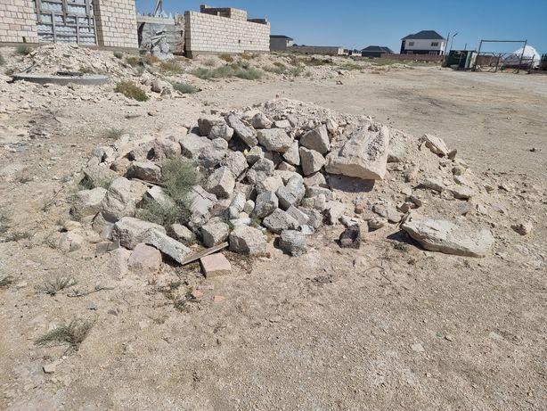 Камни под фундамент