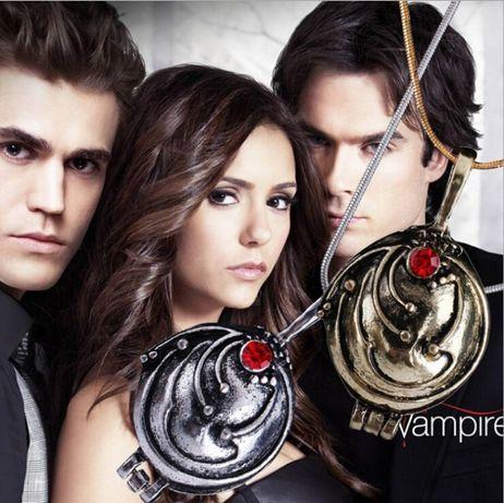 Колие Върбинка на Елена Дневниците на Вампира The Vampire Diaries