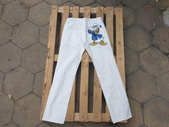ICEBERG ICE Donald Duck Disney мъжки дънки тип панталон размер 46 / 30