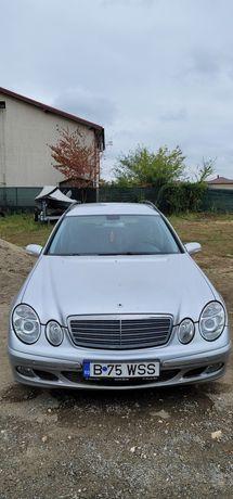 Mercedes E240 4 matic