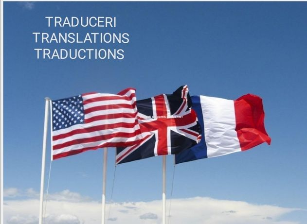 Traduceri și interpretariat engleza / franceza