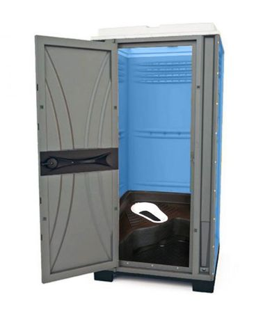 Toaleta WC cabina ecologica vidanabila tip turcesc