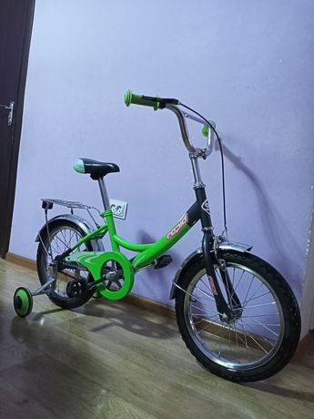 Фирменный чешский велосипед