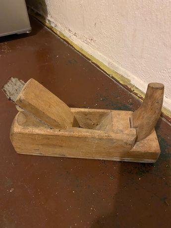 Дърводелско дървено  ренде!