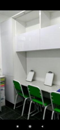 Стильная офисная мебель, комплект