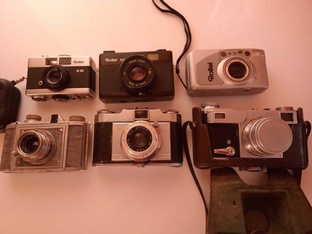 - Lot aparate foto