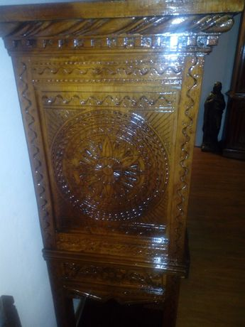 Dulap Renaștere cca 1850 sculptat lemn