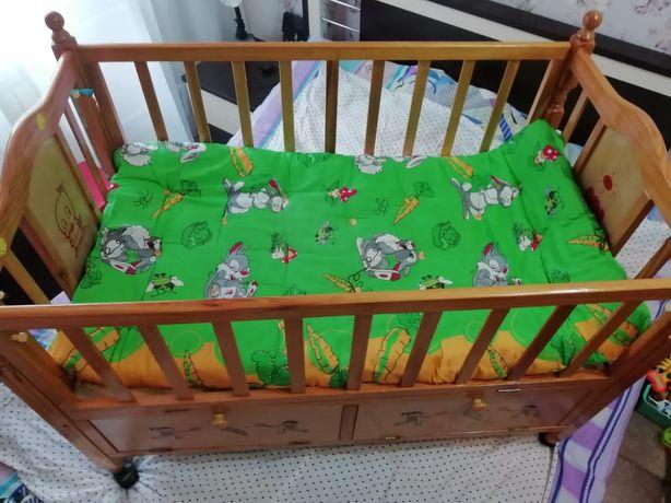 Продам!Детскую кроватку!!!
