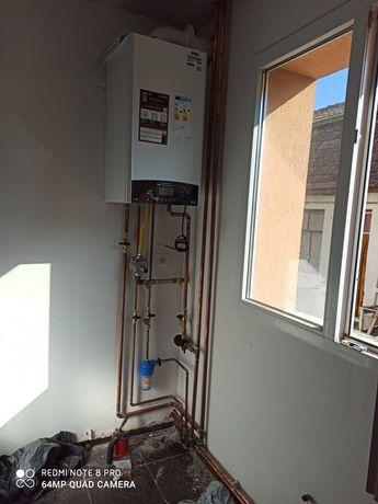 Instalații sanitare,termice