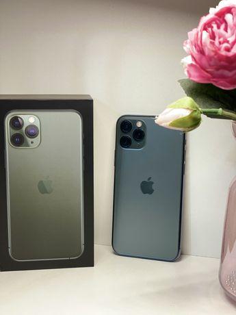 iPhone 11 PRO 256 GB (Midnight-green, темно-зеленый)