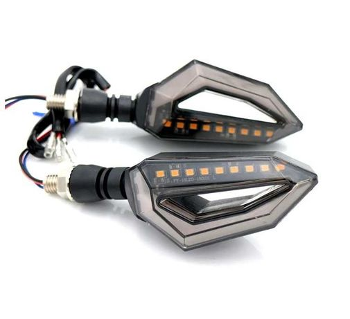 Мигачи за мотоциклет (2бр.к-т) LED -2066